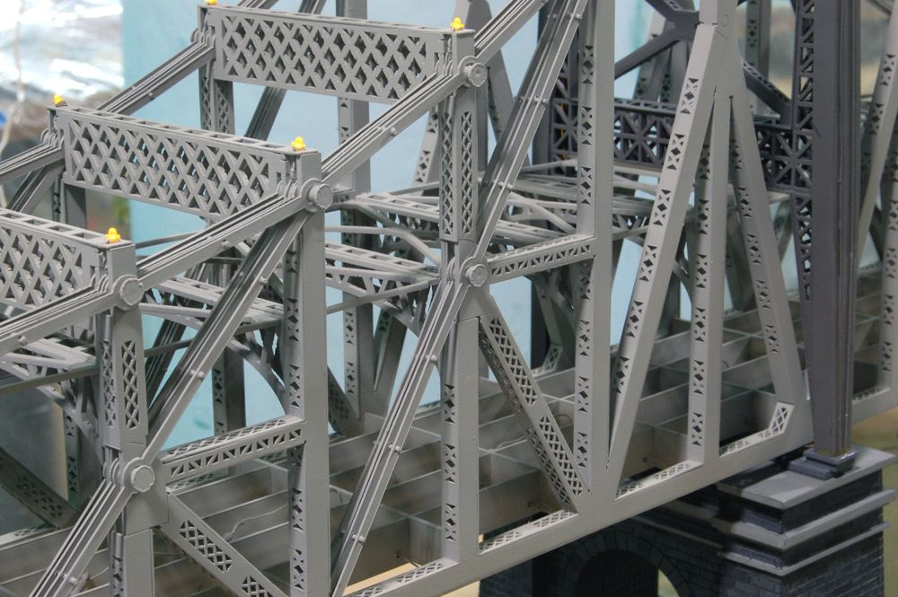 CMR Queensboro Bridge Model