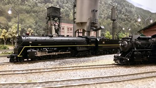 Custom Model Railroads, train layouts and building kits - Home